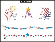 4th of July 1 (Custom)
