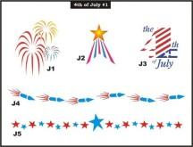 4th of July 1 (Custom)