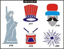 4th of July 4 (Custom)