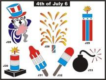 4th of July 6 (Custom)